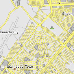 North Nazimabad, Block A - North Nazimabad Town