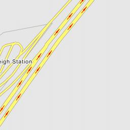 Map Of Georgia On 95.I 95 Truck Weigh Station Port Wentworth Georgia