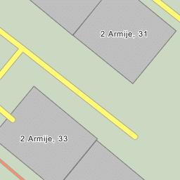 2 Armije 25 Belgrade