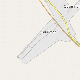 Former quarry at Ganister owned by the St  Clair Limestone