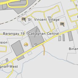 VelAmor Subdivision Legazpi City - Legazpi city map