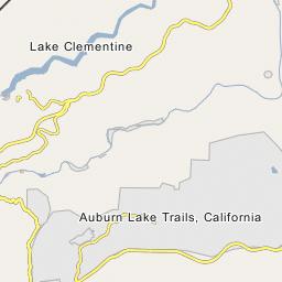Cool California Unincorporated Area Community