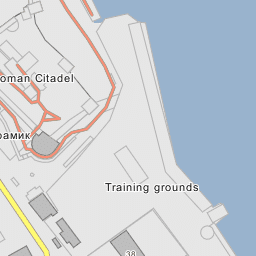 Roman Citadel - Sevastopol