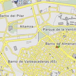 Barrio De Hispanoamerica 54 Madrid