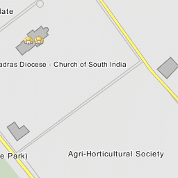 US Consulate Chennai - Us consulate chennai map