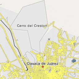 Cerro del Creston - Oaxaca de Juárez